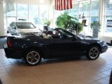 2001 True Blue Metallic Ford Mustang GT Convertible #69308060