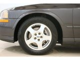 Lincoln LS 2002 Wheels and Tires