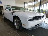 2011 Bright White Dodge Challenger R/T Plus #69308035