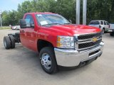 2013 Chevrolet Silverado 3500HD WT Regular Cab Chassis Data, Info and Specs