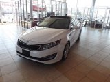 2013 Snow White Pearl Kia Optima SX Limited #69351480