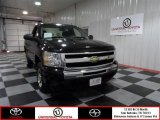 2009 Black Chevrolet Silverado 1500 LS Regular Cab #69351185