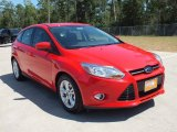 2012 Race Red Ford Focus SE Sport 5-Door #69351746