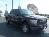 2011 Ebony Black Ford F150 XL SuperCrew #69351182