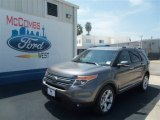 2013 Sterling Gray Metallic Ford Explorer Limited #69351179
