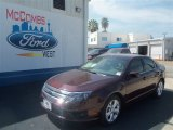 2012 Bordeaux Reserve Metallic Ford Fusion SE #69351167