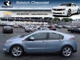 2013 Silver Topaz Metallic Chevrolet Volt  #69351712