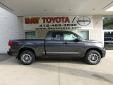 2012 Magnetic Gray Metallic Toyota Tundra TRD Rock Warrior Double Cab 4x4 #69351150