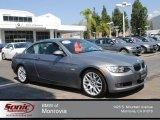 2009 Space Grey Metallic BMW 3 Series 328i Convertible #69351411