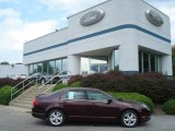 2012 Bordeaux Reserve Metallic Ford Fusion SE #69351125