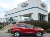 2013 Ruby Red Metallic Ford Escape SE 1.6L EcoBoost 4WD #69351110