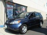 2010 Royal Blue Pearl Honda CR-V LX AWD #69351677