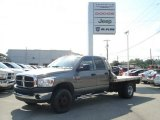 2009 Dodge Ram 3500 SLT Quad Cab 4x4 Flat Bed Data, Info and Specs
