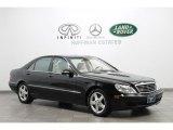 2004 Black Mercedes-Benz S 430 Sedan #69351630
