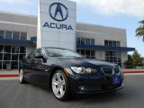2007 Monaco Blue Metallic BMW 3 Series 335i Convertible #69351042
