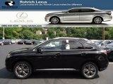 2013 Obsidian Black Lexus RX 450h AWD #69351349