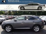 2013 Nebula Gray Pearl Lexus RX 350 AWD #69351344