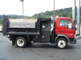 2006 Ford LCF Truck LCF-55 Dump Truck Data, Info and Specs