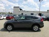 2012 Polished Metal Metallic Honda CR-V EX 4WD #69351592