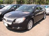 2012 Black Granite Metallic Chevrolet Malibu LTZ #69350993