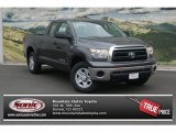 2012 Magnetic Gray Metallic Toyota Tundra Double Cab 4x4 #69350975