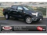 2012 Black Toyota Tundra Platinum CrewMax 4x4 #69350974