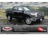2012 Black Toyota Tundra Platinum CrewMax 4x4 #69350973