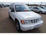 2000 Kia Sportage White