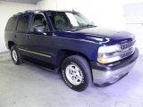 2005 Dark Blue Metallic Chevrolet Tahoe LS #69351520