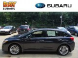2012 Dark Gray Metallic Subaru Impreza 2.0i Limited 5 Door #69351227
