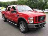 2008 Ford F250 Super Duty XLT Crew Cab 4x4 Data, Info and Specs