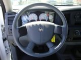 2008 Dodge Ram 1500 ST Regular Cab Steering Wheel