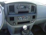 2008 Dodge Ram 1500 ST Regular Cab Controls