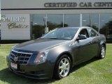 2009 Thunder Gray ChromaFlair Cadillac CTS 4 AWD Sedan #69404075