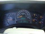 2004 Chevrolet Tahoe LS Gauges