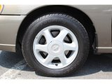 Nissan Altima 1998 Wheels and Tires