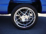 2008 Dodge Ram 1500 ST Regular Cab Custom Wheels