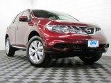 2011 Merlot Nissan Murano LE AWD #69404301