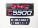 GMC C Series Topkick 2009 Badges and Logos