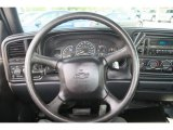 2001 Chevrolet Silverado 1500 LS Regular Cab Steering Wheel