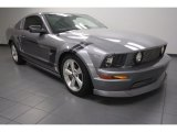 2006 Tungsten Grey Metallic Ford Mustang GT Premium Coupe #69404281