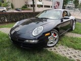 2007 Midnight Blue Metallic Porsche 911 Carrera S Coupe #69404512