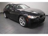 2013 Black Sapphire Metallic BMW 3 Series 328i Sedan #69404269