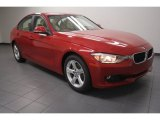 2013 Melbourne Red Metallic BMW 3 Series 328i Sedan #69404267
