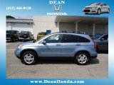 2011 Glacier Blue Metallic Honda CR-V EX-L 4WD #69404496