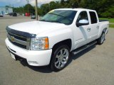 2010 Chevrolet Silverado 1500 LTZ Crew Cab 4x4 Data, Info and Specs