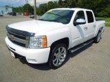 2010 Chevrolet Silverado 1500 Summit White