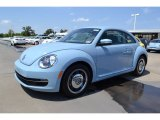 2013 Denim Blue Volkswagen Beetle 2.5L #69404214