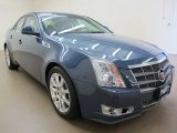 2009 Blue Diamond Tri-Coat Cadillac CTS 4 AWD Sedan #69403900