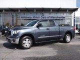 2008 Slate Gray Metallic Toyota Tundra SR5 TRD Double Cab 4x4 #69404186